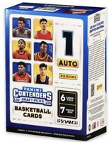 2020-21 Panini Contenders Draft Picks Basketball Blaster Box!!!