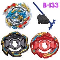 Beyblade Burst B-133 DX Starter Ace Rock Gran Dragon St. Ch with Launcher-3Pcs