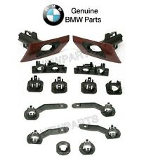 NEW BMW F30 Pair Set of Front and Rear Parking Aid Sensor Support Sets Genuine