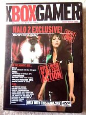 52652 DVD 01 Xbox Gamer Magazine - Microsoft Xbox (2003) March 2003