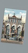 VIntage Postcard-Danzig - Artushof. Center, Poland