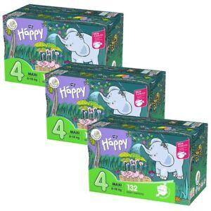 Windeln bella baby Happy Box Gr.4 Maxi 8-18kg Sparpack 132 - 396 Stück