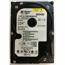 """Lot of 2 Western Digital 40GB SATA 3.5/"""" HDD WD400BD-75LRA0 Hard Drive"""