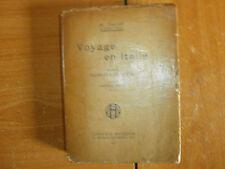 voyage en Italie de H. Taine 1921 (23)