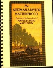 1919 The Aultman & Taylor Machinery Co.Sales catalog Fully Illustrated