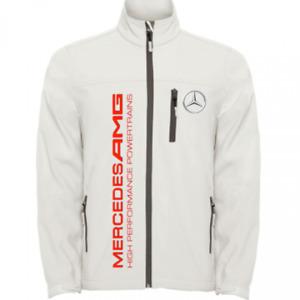 Soft shell jacket Antartida Men or Woman Mercedes Benz AMG