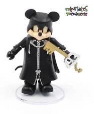 Kingdom Hearts Minimates Series 2 Black Coat (Organization 13) Mickey Mouse
