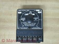 Allen Bradley 850-A Timer 850A Type A - Used