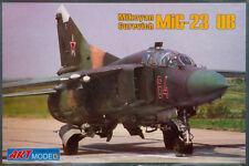 1/72 Mikoyan Gurevich MiG-23UB ART Model 7210 Plastic Model kit