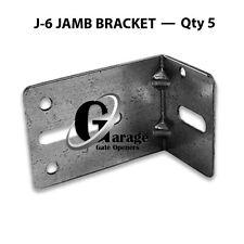 Residential Garage Door Jamb Track Bracket Parts Hardware Bracket Size 06 PK-5