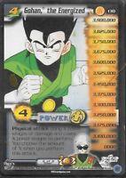 Dragonball Z TCG *Gratis Schutzhülle* | Gohan, the energized #130 | 2002