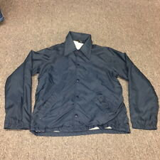 VTG Auburn University Tigers Champion Jacket Lightweight SEC Large (Small Fit)
