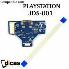 FLEX JDS-001 CONECTOR de CARGA para MANDO PLAYSTATION 4 PS4 PLACA CORRIENTE