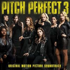 OST/PITCH PERFECT 3 (The Bellas,  Saddle Up, Evermoist, Bomba)  CD NEUF
