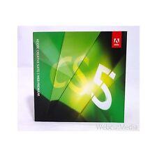Adobe Creative suite cs5 web premium-Mac-photoshop, illustrator
