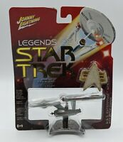 Johnny Lightning STAR TREK Series 2 Red Alert USS ENTERPRISE Battle Damage ToS