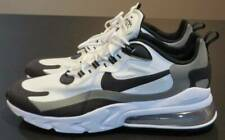 Nike Air Max 270 React White Black & Gray Shoes CT1264-101 Men's Size 13 No Box