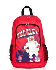 ENGLAND RUGBY RUCKLEY  BACKPACK RUCKSACK BAG  NEW SCHOOL GYM RED