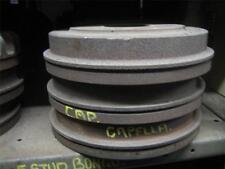 Mazda Capella 1x Pair of Rear Brake Drums