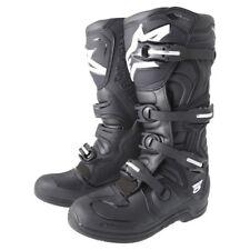 Alpinestars Tech 5 Motocross Boot Black New W/ Tags Mens Size 10