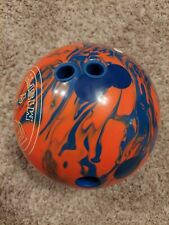 14# DV8 MISFIT Orange/Blue Bowling Ball