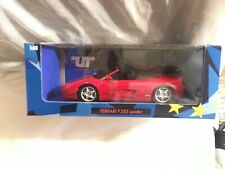 FERRARI F355 SPIDER RED''NEW,SEALED,MINT,''DISPLAY MODEL''CLASSIC FERRARI,OWN IT
