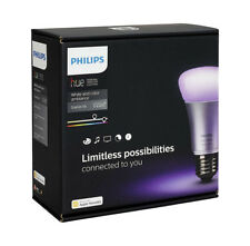 Philips Hue E27 Starter Kit A60 White & Colour Ambiance Wireless Lighting Gen 2