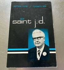 saint J.D. by James Cole and Robert Lee (1969, Hardcover) s#2102B