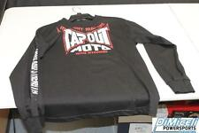 NEW SPEED AND STRENGTH MEDIUM M SPORTBIKE T SHIRT LONG SLEEVE TAPOUT