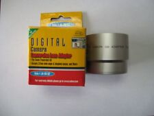 Digital Concepts Digital Camera Conversion Lens Adapter Canon Powershot G6 52MM