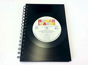 The Human League, Hysteria, Vinyl Record A5 Notebook gift