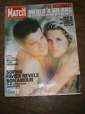 Paris Match N° 2329 13 janvier 1994 Sophie Favier Stephen Hawking JL Delarue