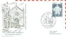 Italia 1980 Jan Paweł II papież John Paul pope papa (80/2+2a)