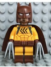 New Lego Catman Minifigure w/ Cape & Bladed Claws from 71017 Batman Movie Series