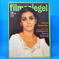 DDR Filmspiegel 20/1979 Olsenbande Pierre Richard Jack Lemmon Burt Lancaster B