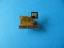 CAT, Engine  Power Systems pin badge. Unused. Caterpillar. VGC.