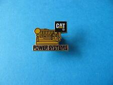 CAT, Engine  Power Systems pin badge. Unused. Caterpillar. VGC.
