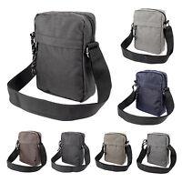 Mens Soft Travel Organiser Utility Man Bag Shoulder Bag Messenger Bag Satchel