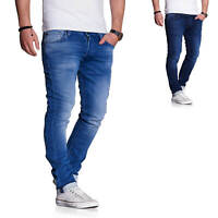 Jack & Jones Herren Jeans Slim Fit Stretch Denim Jeanshose Herrenhose Hose