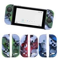 Antislip Silicone Game Cover Skin Case for Nintendo Switch Joy-Con Controller