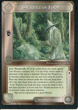 MIDDLE EARTH BLACK BORDER PREMIER RARE CARD SACRIFICE OF FORM