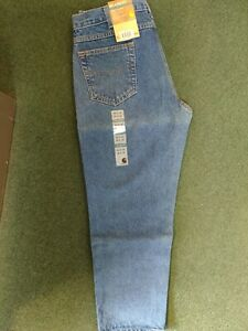 NEW Carhartt B17DST Relaxed Fit Work Jeans Denim Medium Wash- Multiple sizes