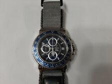 Breil orologio vintage uomo cronografo SUB diver Manta crono quartz 39 mm