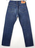 Levi's Strauss & Co Hommes 501 Jeans Jambe Droite Taille W33 L34 AVZ480