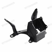 Black Upper Headlight Fairing Stay Bracket For YAMAHA YZF-R6 2008-2010 2011-2014