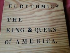 Eurythmics - The King & Queen of America - LTD WOODEN CASE EDITION