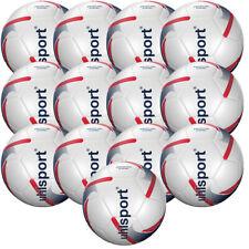 13 Uhlsport SOCCER PRO SYNERGY Fussbälle 100166801 mit Ballnetz