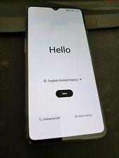 "New listing OnePlus 7T 6.55"" Hd1907 Single Sim Gsm Unlocked Smartphone (Renewed) (FroSilver)"