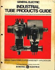 General Electric Industrial Tube Products Guide * CDROM * PDF