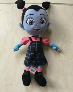 "Disney Parks Vampirina Bat Plush Stuffed Doll Vee Vampire Hauntley 15"""